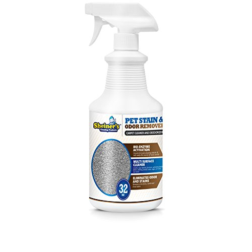 Sheiner S Pet Stain And Pet Odor Eliminator Professional